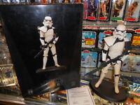 Star Wars 2007 Attakus Imperial Sandtrooper Sergeant Statue ~ #390/750