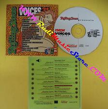CD Singolo New Voices Vol.31 Rolling Stone 11/99 CARDSLEEVE no lp mc vhs(S31)
