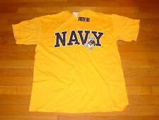 USN United States NAVY FOOTBALL  MIDSHIPMEN  T-Shirt NEW TAGS  sz.... LARGE