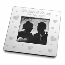 Unbranded Personalised Square Photo & Picture Frames