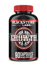 BLACKSTONE LABS GROWTH Build Muscle, Recovery Burn Calories All Natural