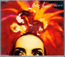 "ANNIE LENNOX "" WHY "" CDsingle CDs NUOVO"