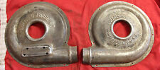 Nice Vintage Buffalo Forge Co. Forge BLOWER COVERS