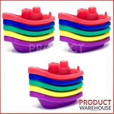 15 x Baby Bath Boat Toy Set Floating Plastic Kids Tub Children Creative Fun Play
