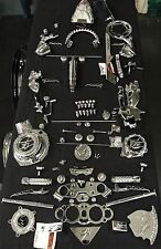 HAYABUSA FULL CHROME PACKAGE - THE MOTHER LOAD - 08-16 SUZUKI GEN 2 - 86 PIECES