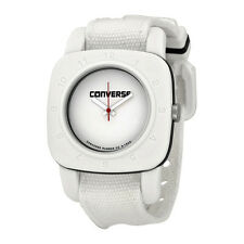 Converse White Dial White Canvas Ladies Watch VR-021-100