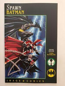 SPAWN/BATMAN (NM) 1994 IMAGE COMICS; FRANK MILLER & TODD McFARLANE STORY & ART
