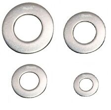 M5 M6 M8 M10 A2 Stainless Plate Washer Selection (x100) Yamaha RD350LC