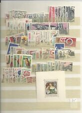 1965 MNH Czechoslovakia year collecttion according to Michel system