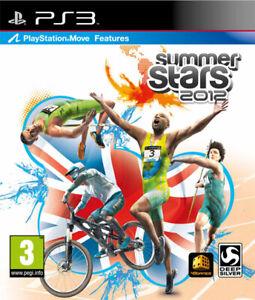 Été Stars 2012 PS3 PLAYSTATION 3 ECD008919 Deep Silver