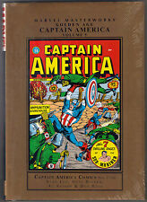 Marvel Masterworks Golden Age Captain America Vol 5 New Hardcover HC Human Torch