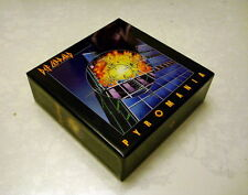 DEF LEPPARD Pyromania  PROMO EMPTY BOX for japan mini lp cd Free Shipping!