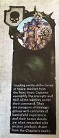 Warhammer 40k Imperium Adeptus Astartes Bladeguard Primaris Captain-New