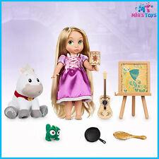 "Disney Animators' Collection Rapunzel Singing Light-Up 16"" Doll Set brand new"