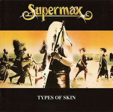 Supermax - Types Of Skin ( AUDIO CD in JEWEL CASE )