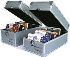 SAFE Alu Koffer für Münzen- Sets ( 163 )