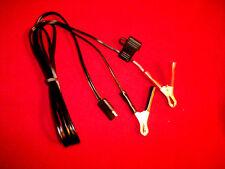 Trimble GPS Power Cable/Charger Alligator-SAE Radio Leica Sokkia Topcon R8 4000