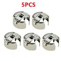 5x Nähmaschine Spulenkapsel Für Pfaff Haus und Industriemodelle 130 230 260 262