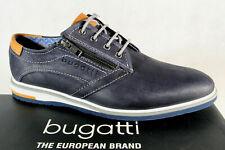 Bugatti Men's Lace-Up Sneaker Blue 65103 New