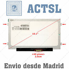"Acer Aspire One D255E-13808 LCD Display Pantalla Portátil 10.1"" LED gmk"