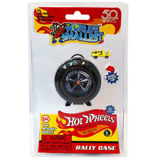 HOT WHEELS / RALLY CASE with Race Car - Worlds Smallest Collectible