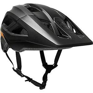 Fox Racing MAINFRAME Adult Bicycle Helmet MIPS Black Gold Bike Mountain Biking