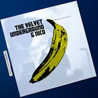 ANDY WARHOL ART COVER VELVET UNDERGROUND NICO VINYL LP ALT MIX EX RARE