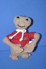 """E.T. The Extra Terrestrial Red Hoodie Plush Doll 5.4""""  Universal Studios JAPAN"""