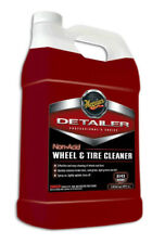 Meguiars D143 Non-Acid Wheel & Tire Cleaner 128 oz D-14301