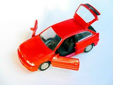 Opel Astra F GSi in rot rouge rosso roja red, Gama in 1:43!