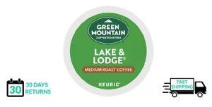 Green Mountain Lake Lodge Medium Roast Keurig Coffee 24 K-cups
