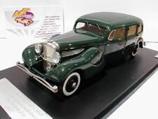 """GLM MODELS 43106701 # Duesenberg J B & S LANDAULET anno 1937 """"VERDE scuro"""" 1:43"""