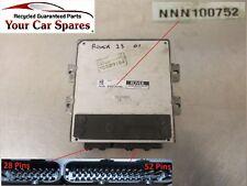 Rover 25 ECU 1.4 16v Petrol Manual