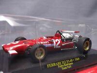 Ferrari Collection F1 312 1969 Pedro 1/43 Scale Mini Car Display Diecast vol 76
