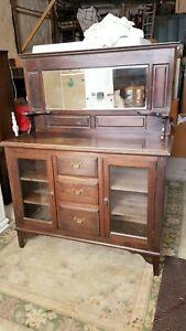 1700 Oak Breakfast Sideboard