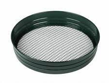 "AMBASSADOR GARDEN SOIL COMPOST MEDIUM SIEVE RIDDLE SIFT 3/8"" / 37CM - BRAND NEW"