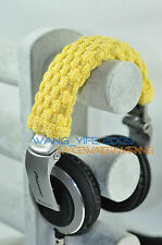Pure Wool Headband Cushion For Pioneer HDJ1000 HDJ2000 HDJ1500 500 DJ Headphones
