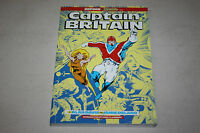 CAPTAIN BRITAIN: Before Excalibur Trade Paperback by Marvel 1988