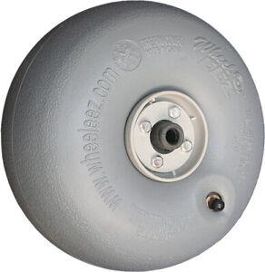 Wheeleez 24cm PU Beachwheel - 20mm Bushing