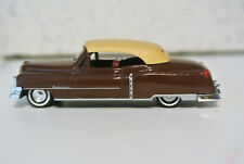Busch 43423 HO Cadillac Convertible Light and Dark Brown NIB