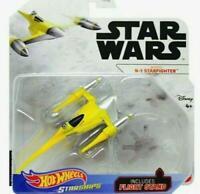Hot Wheels Star Wars Starships - NABOO N-1 STARFIGHTER VHTF Disney Mattel