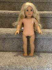"American Girl 18"" Doll Retired Caroline Original Nude"