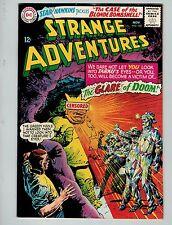 Strange Adventures #182 (Nov 1965, DC)! FN5.5-! Silver age DC beauty! LOOK!