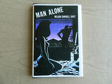 Man Alone by William Campbell Gault, Signed, Limited Edition 1995 Gryphon Books