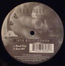 "DOMINICA ""Latin Willie/Jugadero EP"" RARE EXC 1996 AEC 4-SONG 12"" Dominican Rap"