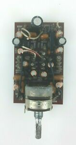 Marantz 4240 P500 Board YD2886012-0 with Pot RM0503054