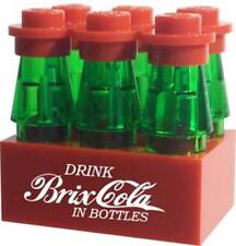 Brix Cola 6 Pack Custom LEGO ® Brick Loot LIMITED EDITION
