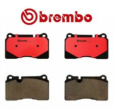For Chevy Corvette ZR1 VW Touareg 2006-2015 Ceramic Disc Brake Pads Brembo