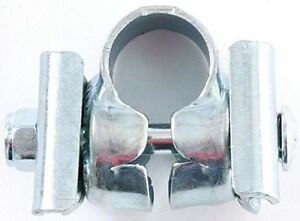 SELLE ROYAL Sattelkloben für Standard Sattel silber
