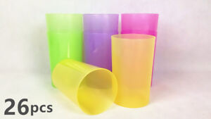 Pack of 2 850ml Giant Drinking Tumbler Cups Party Supplies Gtumb x13